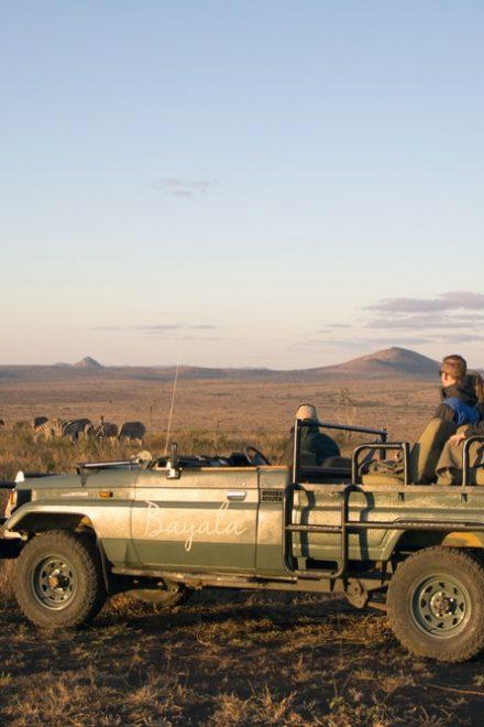 Inspirational Safari Experience