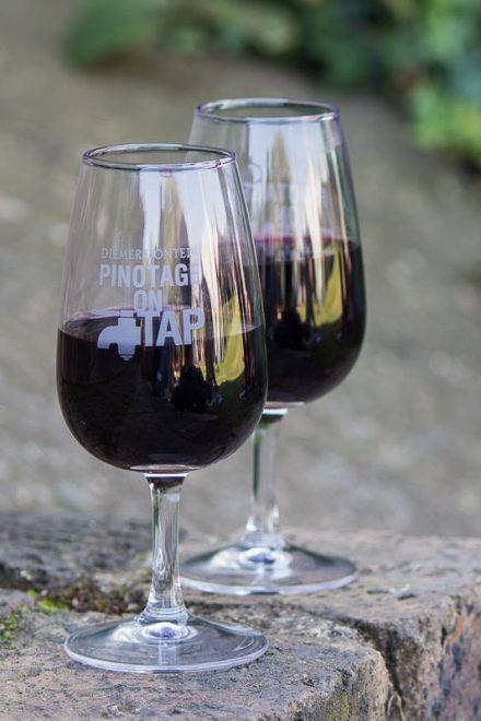 Pinotage On Tap
