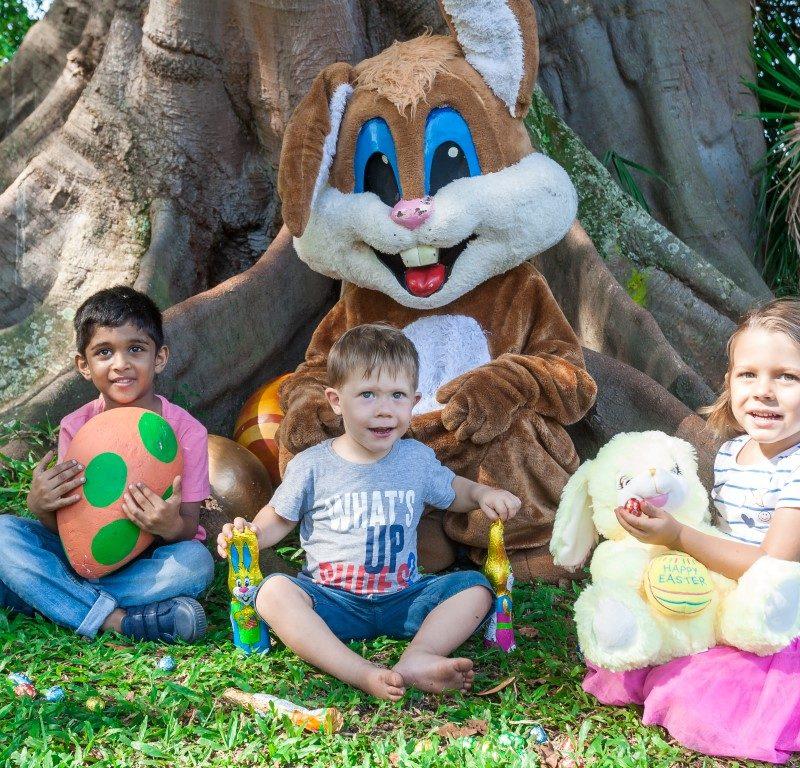 Easter Egg Hunt at Durban Botanical Gardens!